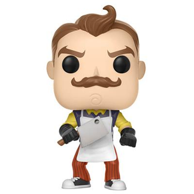 Funko Pop! Games The Neighbor (apron & cleaver)