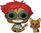 Funko Pop! Animation Ed & Ein