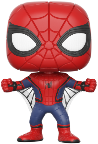 Funko Pop! Marvel Spider-Man (Web Wings) Icon Thumb