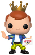 Funko Pop! Freddy Funko Ace Ventura (Yellow Pants)