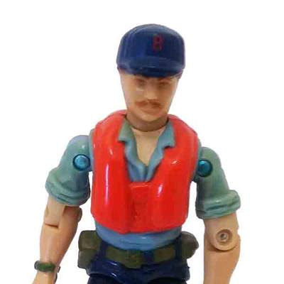 GI Joe 1984 Cutter