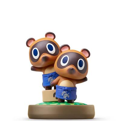 Amiibo Animal Crossing: amiibo Festival Timmy & Tommy Icon