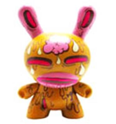 "Kid Robot 8"" Dunnys Flabby Prototype"