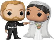 Funko Pop! Royals The Duke & Duchess of Sussex