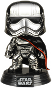 Funko Pop! Star Wars Captain Phasma (Chrome)