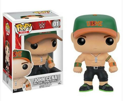 Funko Pop! Wrestling John Cena (Green Hat) Stock