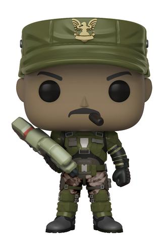 Funko Pop! Halo SGT Johnson - CHASE