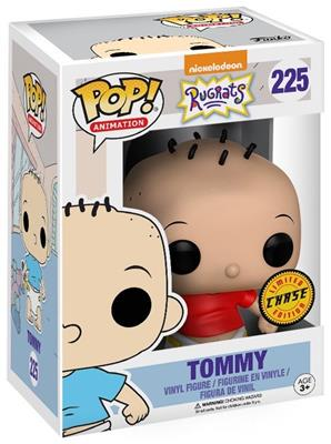 Funko Pop! Animation Tommy Pickles (Red Shirt) - CHASE Stock