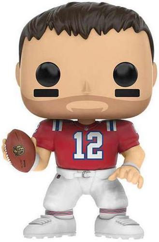 Funko Pop! Football Tom Brady (Throwback)