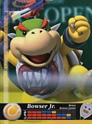 Amiibo Cards Mario Sports Superstars Bowser Jr. - Tennis