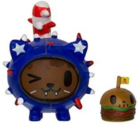 Tokidoki Cactus Kitties Series 1 Uncle Sammy Icon