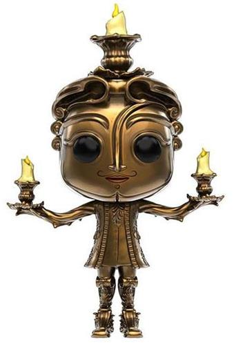 Funko Pop! Disney Lumiere (Live Action)