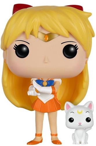 Funko Pop! Animation Sailor Venus (w/ Artemis) Icon
