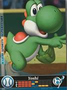 Amiibo Cards Mario Sports Superstars Yoshi - Baseball