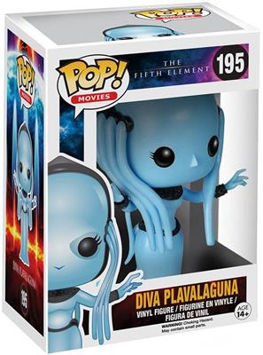 Funko Pop! Movies Diva Plavalaguna Stock