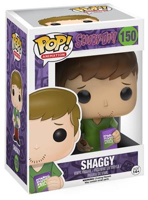 Funko Pop! Animation Shaggy Stock