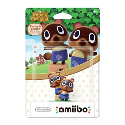 Amiibo Animal Crossing: amiibo Festival Timmy & Tommy Stock