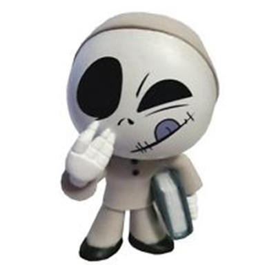 Mystery Minis Nightmare Before Christmas Series 2 Jack (Pajamas) Stock