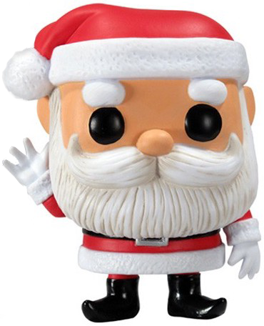 Funko Pop! Holidays Santa Claus