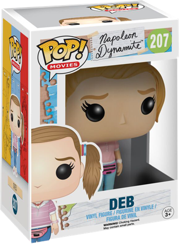 Funko Pop! Movies Deb Stock