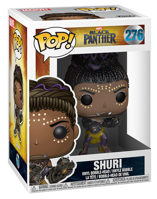 Funko Pop! Marvel Shuri Stock