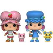 Funko Pop! Animation Strawberry Shortcake & Blueberry Muffin