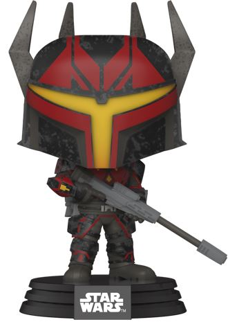Funko Pop! Star Wars Gar Saxon