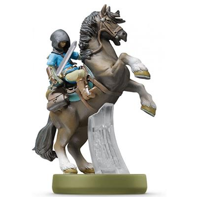 Amiibo The Legend of Zelda Link (Rider)