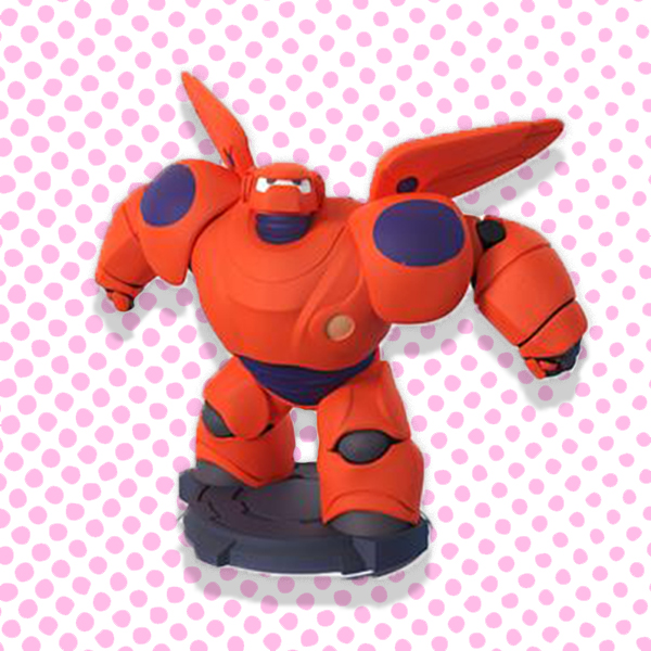 Disney Infinity Figures Big Hero 6