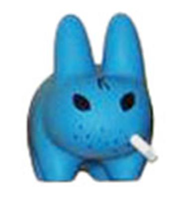 Kid Robot Labbits Dark Blue Prototype