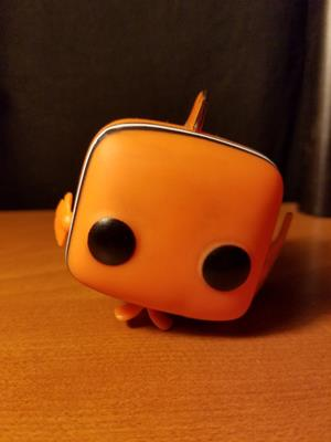 Funko Pop! Disney Nemo funkopopfun on tumblr.com