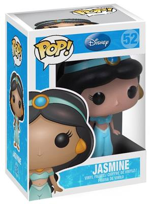 Funko Pop! Disney Jasmine Stock Thumb