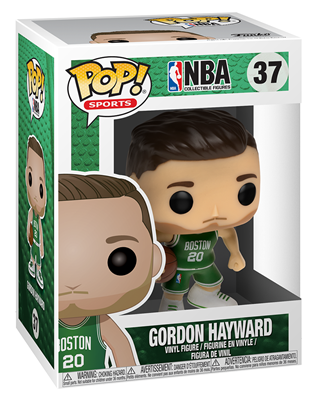 Funko Pop! Sports Gordon Hayward Stock