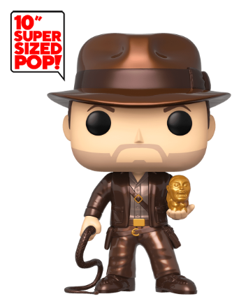 Funko Pop! Movies Indiana Jones (10 inch)