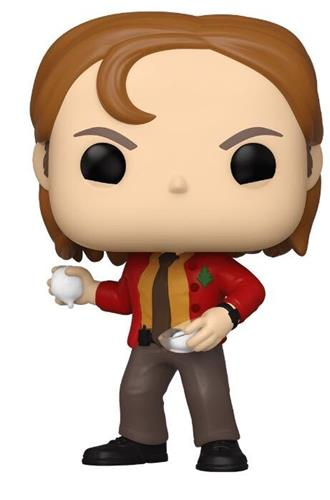 Funko Pop! Television Dwight Schrute as Pam Beesly
