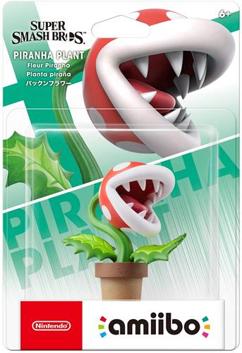 Amiibo Super Smash Bros. Piranha Plant Stock