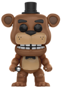 Funko Pop! Games Freddy