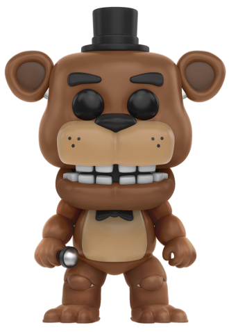 Funko Pop! Games Freddy Icon