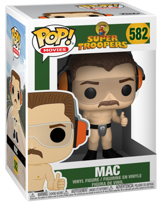 Funko Pop! Movies Mac Stock