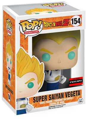 Funko Pop! Animation Vegeta (Super Saiyan) Stock