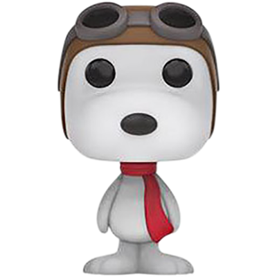 Funko Pop! Animation Snoopy (WWI Flying Ace) Icon