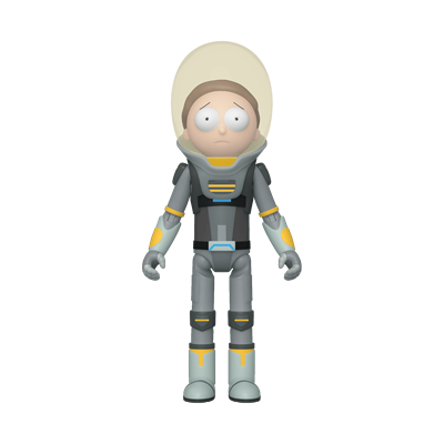 Funko Pop! Animation Space Suit Morty