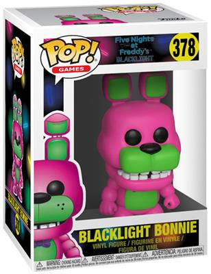 Funko Pop! Games Bonnie (Blacklight) Stock
