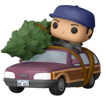Funko Pop! Rides Clark Griswold with Station Wagon