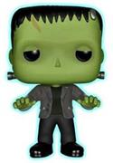 Funko Pop! Movies Frankenstein (Glow)