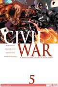 Marvel Comics Civil War (2006 - 2007) Civil War (2006) #5