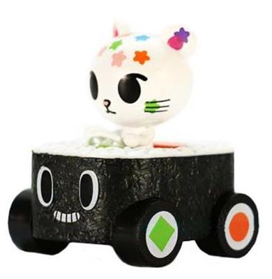 Tokidoki Sushi Cars Palette - California Rollin Icon Thumb