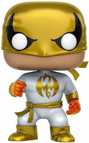 Funko Pop! Marvel Iron Fist (Gold)