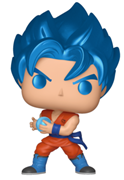Funko Pop! Animation SSGSS Goku (Kamehameha) (Metallic)