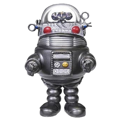 Funko Pop! Movies Robby the Robot Icon